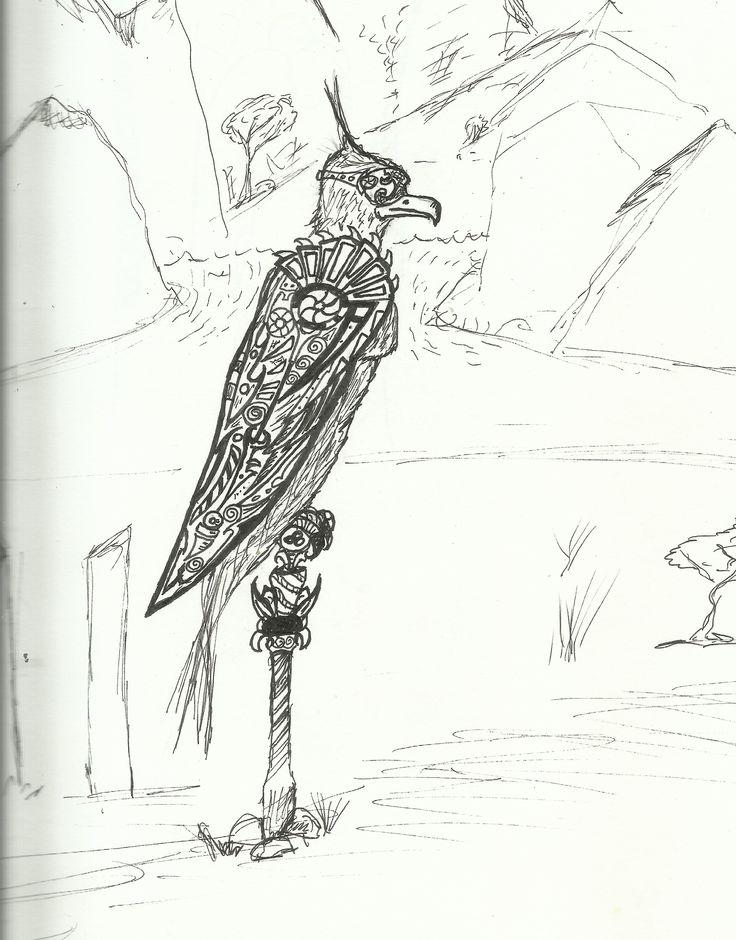 #steampunk #bird #hobby