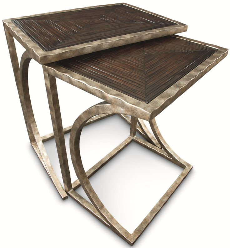 Banyon Bay Nesting Table by Thomasville174 My HouseMy  : 7eb4ae8e81af4314c3ed09e70e650574 from www.pinterest.com size 736 x 793 jpeg 70kB
