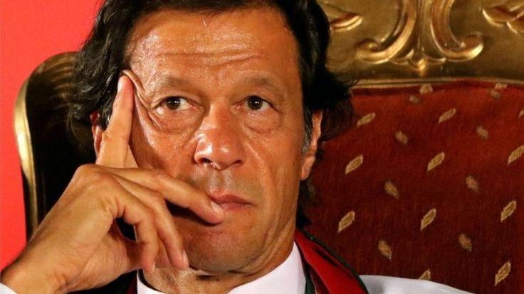 Pakistan's Imran Khan and wife Reham Khan to divorce - BBC News
