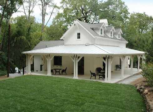 If I built my own home I would make sure I included a Wrap -Around Verandah.