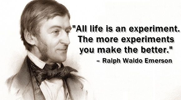 Born this week in history, May 25, 1803, Ralph Waldo Emerson was one of the most influential writers and thinkers in American history.