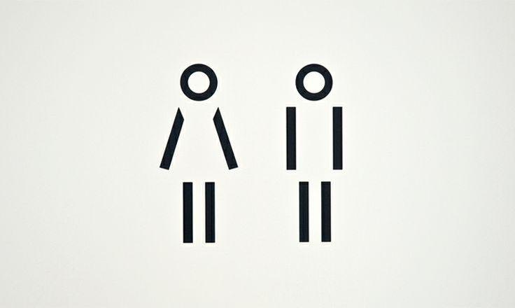22 pictogrammes créatifs pour vos toilettes Plus