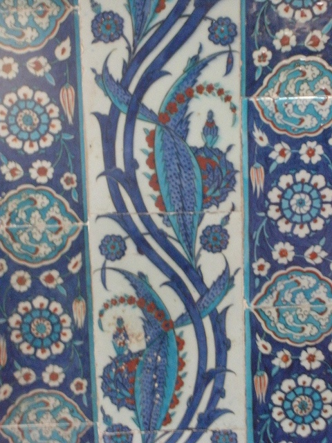 Iznik tilesIznik Tile, Turkish Tile, Iznik Design, Beautiful Iznik, Iznik Pattern
