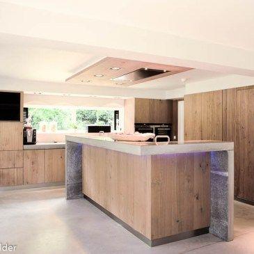 keuken, John van Gelder