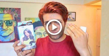 Von rot bis schokoladenbraun Bblunt Haarfarbe