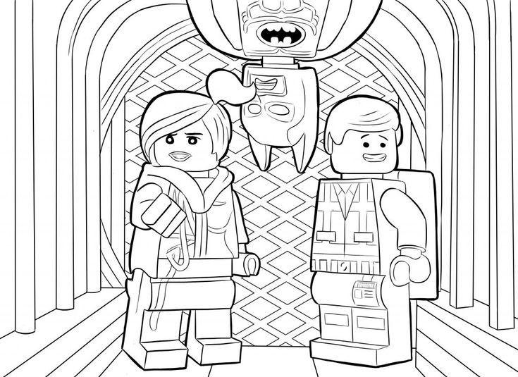 malvorlagen lego superheroes  kinder zeichnen und ausmalen