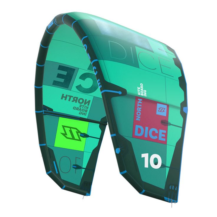 Dice 2018 new kite by north kiteboarding