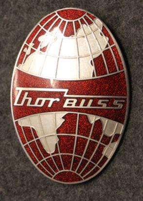 Thor Buss, Drivers cap badge