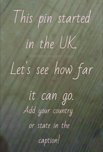 Uk→→ Belgium-->-->Texas--Colorado ---->West Virginia