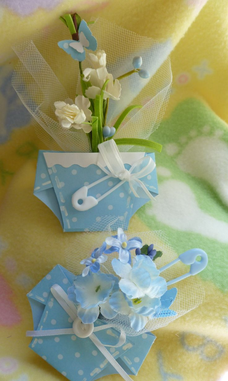 Grandma to Be or Mommy To Be Baby Shower Corsage