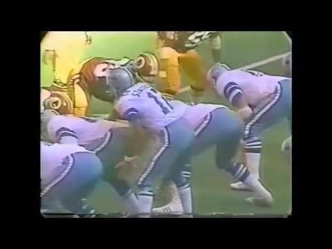 1977...Dallas Cowboys (34) vs Washington Redskins (16)...highlights...