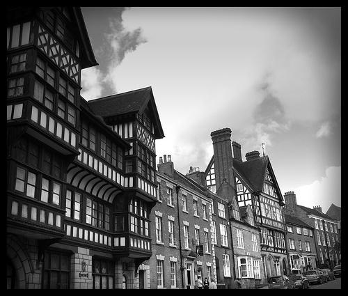 St. Edward Street, Leek #staffordshire