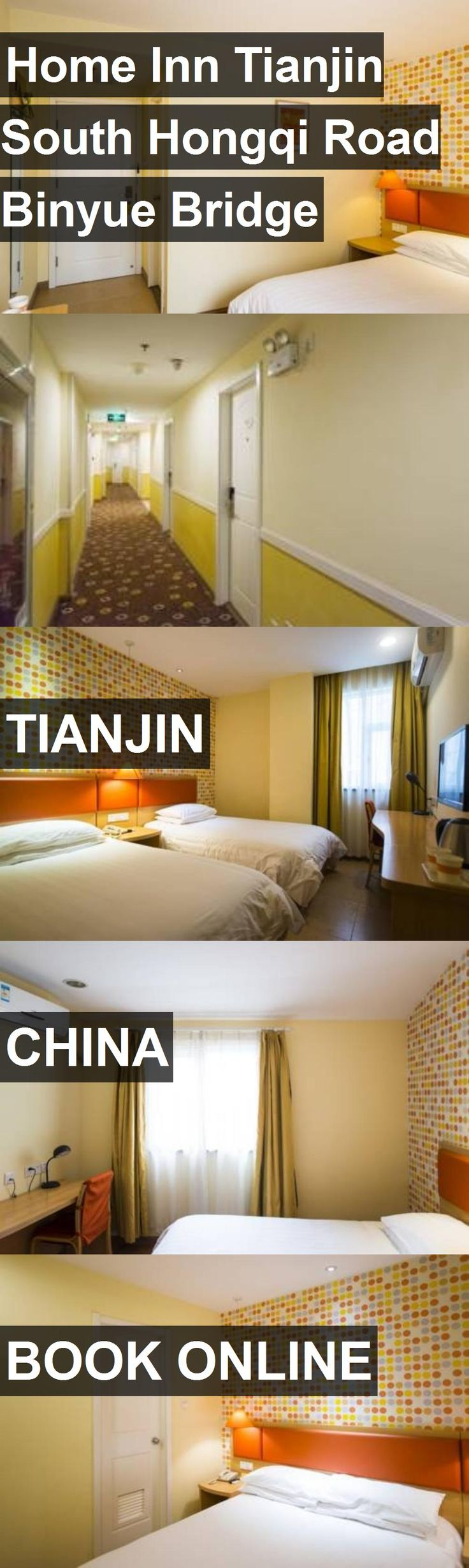 Hotel Home Inn Tianjin South Hongqi Road Binyue Bridge in Tianjin, China. For more information, photos, reviews and best prices please follow the link. #China #Tianjin #travel #vacation #hotel
