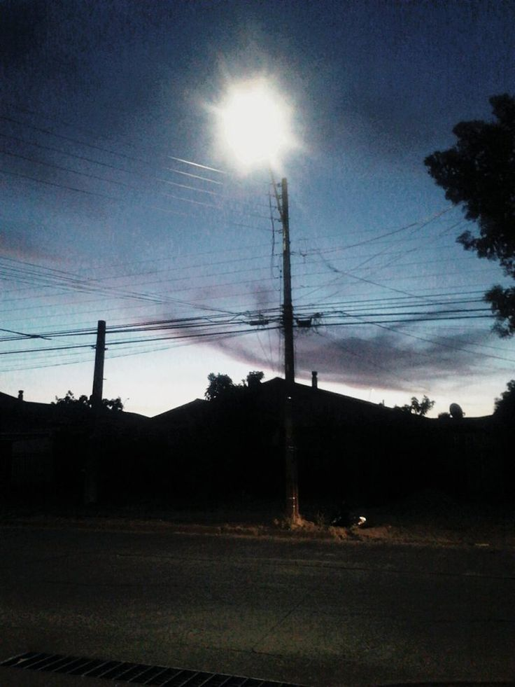 Dawn at Curico  by Sunao17
