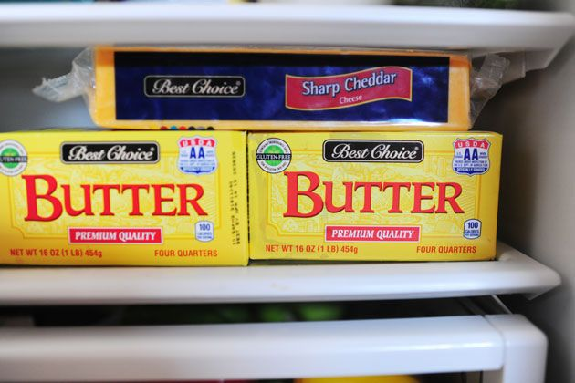 Pantry Stock Up List from Pioneer Woman