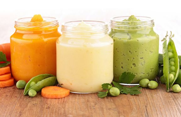 How to Make Healthy, Organic Homemade Baby Food