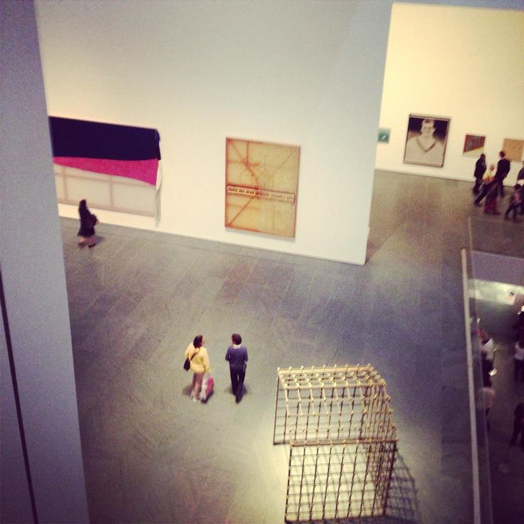 MoMa  Photographed by Margrethe Tang
