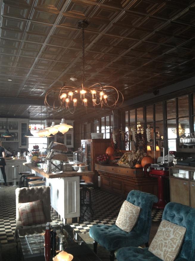 Cafe Nicholson Nyc