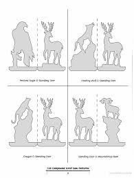 Image result for 3d scroll saw patterns free