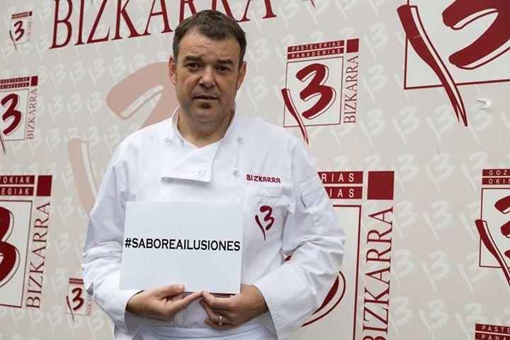 Pensando en el evento solidario para recaudar fondos para la investigación del síndrome Sanfilippo, Eduardo Bizkarra nos anima a saborear ilusiones y comprar ya las entradas en Kutxabank