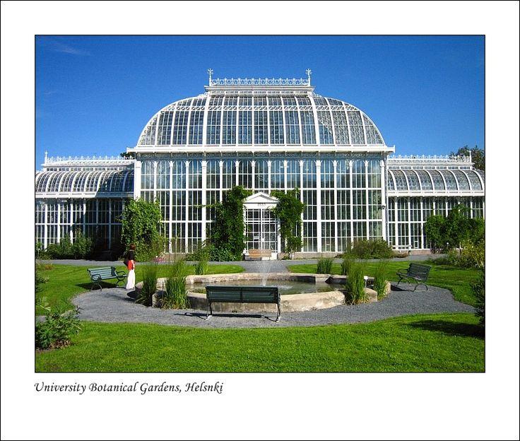 Botanical Gardens, Helsinki - Helsinki, Southern Finland