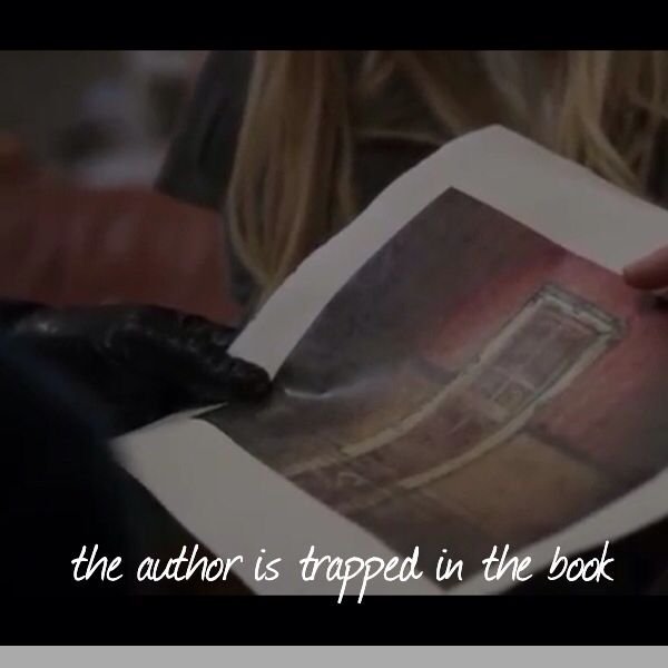 Ouat - season 4 — where the author is...