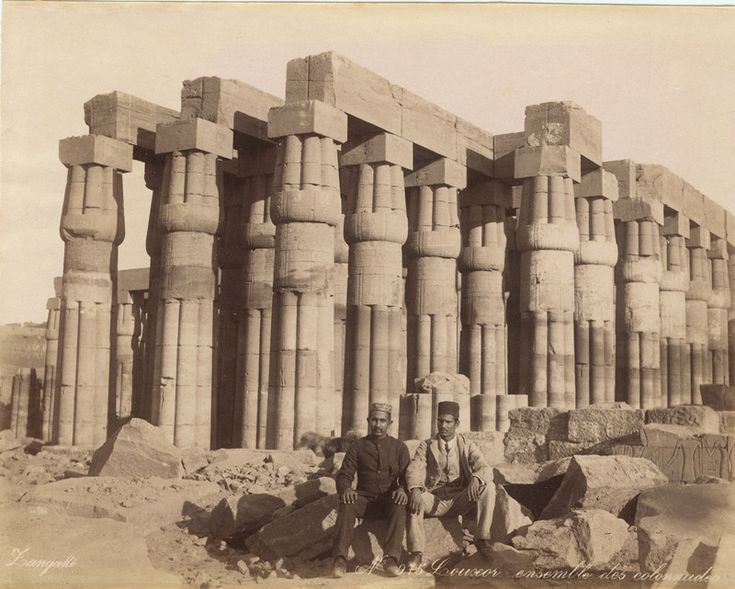 Colonnade of Amenhotep III, Temple of Amun