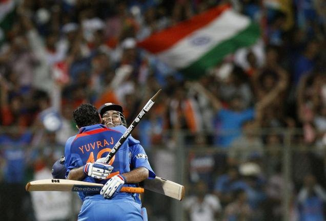 INDIA WINS THE 2011 CRICKET WORLD CUP! PRIDE.