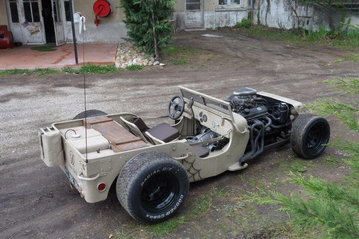 Jeep Cars Pictures >> Jeep Street Rod   Hot Rods & Rat Rods   Pinterest   Jeeps, Rats and Cars