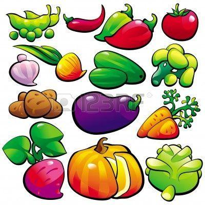 verduras dibujo - Buscar con Google