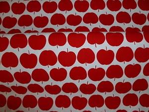 Apple Basket Fabric by Nutex 100% Cotton FQ | eBay
