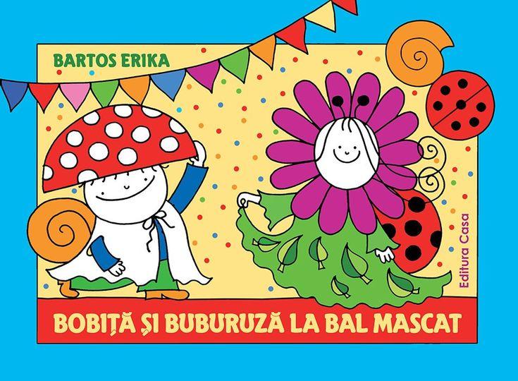Edituracasa.ro - Bobiţă şi Buburuză la bal mascat