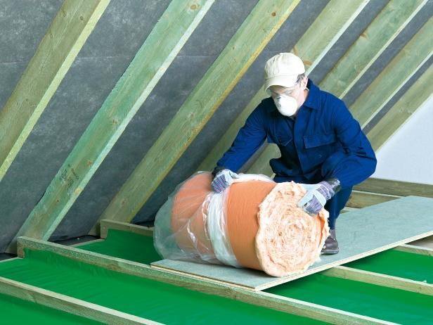DIYNetwork.com experts offer step-by-step instructions on how to insulate attics…