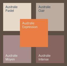 1000 id es propos de palettes de couleur taupe sur pinterest cuisine vert lime couleurs de for Quelle couleur associer a l orange