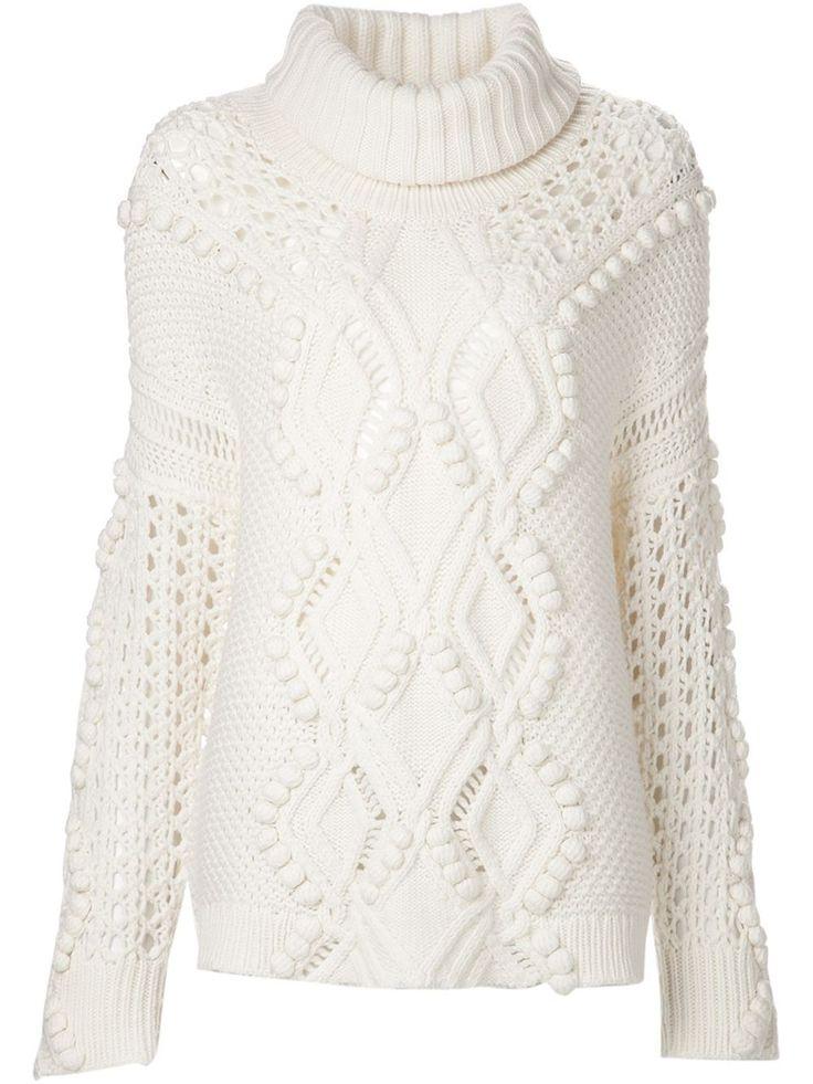 3.1 Phillip Lim Turtleneck Sweater - Bagheera - Farfetch.com