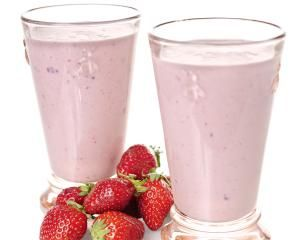 strawberry banana smoothie recipe - Jean Gill/Getty Images