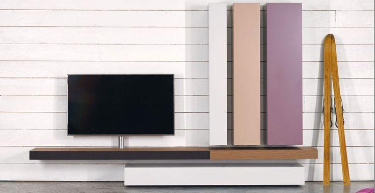 Spectral TV furniture - Ameno Ausstattung