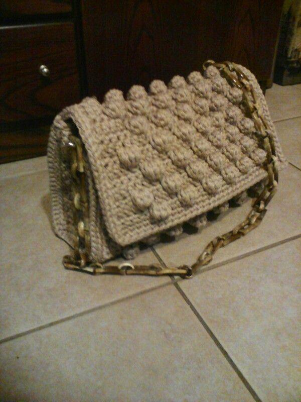 Bubble crochet