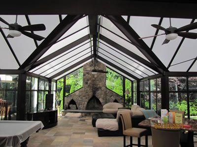 Glass House Kit Garden State Glass House Additions And