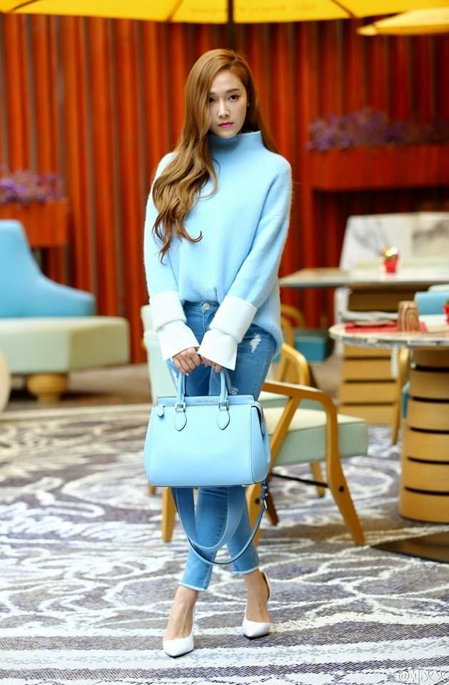 78 Best Jessica Jung Fashion Queen Images On Pinterest