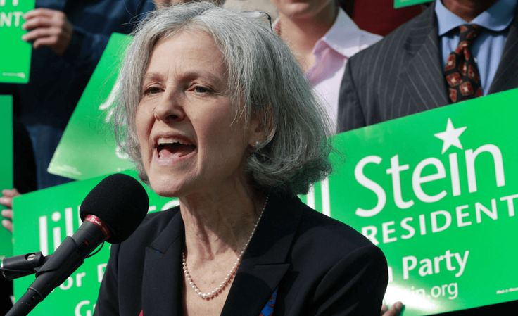 Green Party Candidate Jill Stein Sides with Donald Trump, Praises Bigotry-Driven Brexit Vote=============Following the Brexit vote, Green Party presidential candidate Jill Stein came out praising the decision -- though all she really did was showcase that...