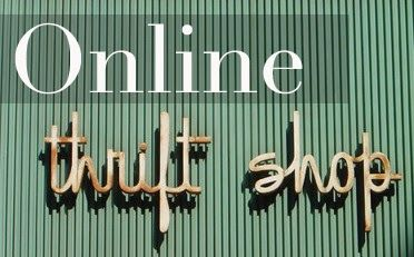 Places to THRIFT ONLINE via Life as a Thrifter