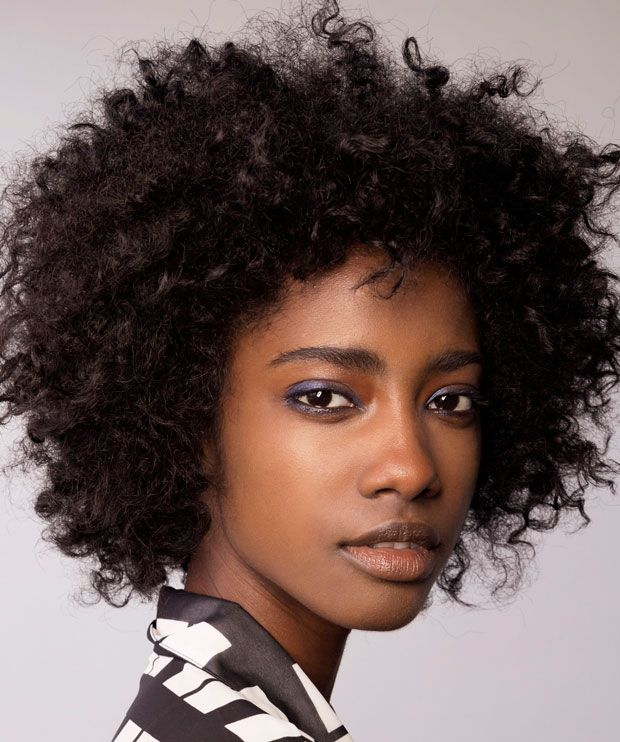 Cutting Naturally Curly African American Hair