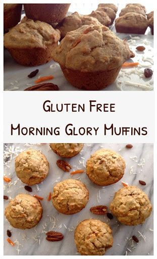 Gluten Free Morning Glory Muffins - Dinner Was Delish