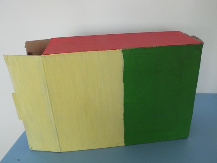 dobozból házikót