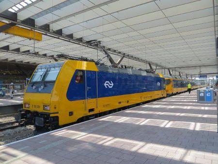 オランダProRail社 自動運転列車テスト導入開始を発表