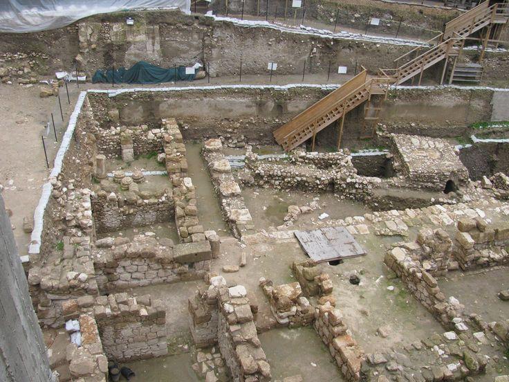 Ancient jerusalem ancient ruins of jerusalem