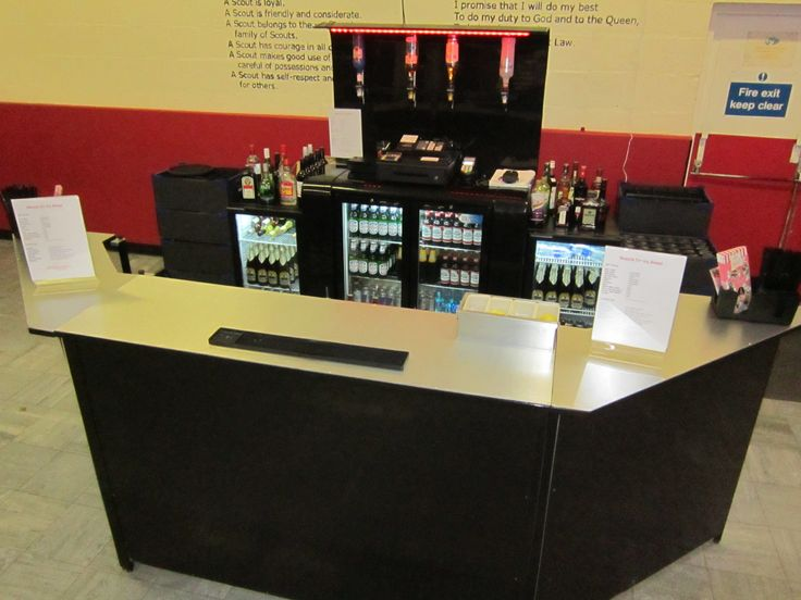 Mobile Bar hire by Sweets for my Sweet