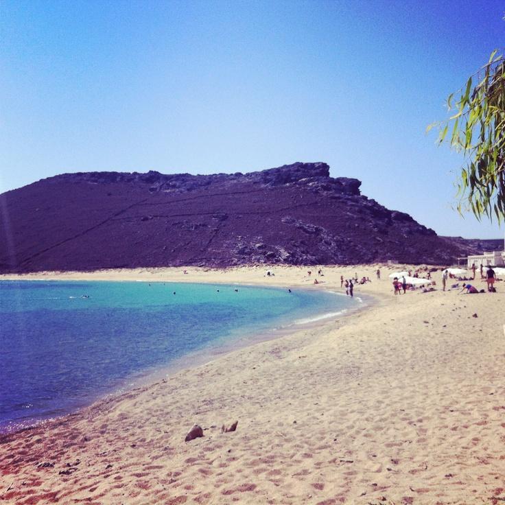 Panormos Beach, Mykonos