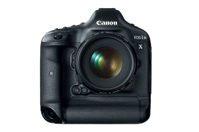 """Canon EOS 1DX   """"The camera with three brains"""""""